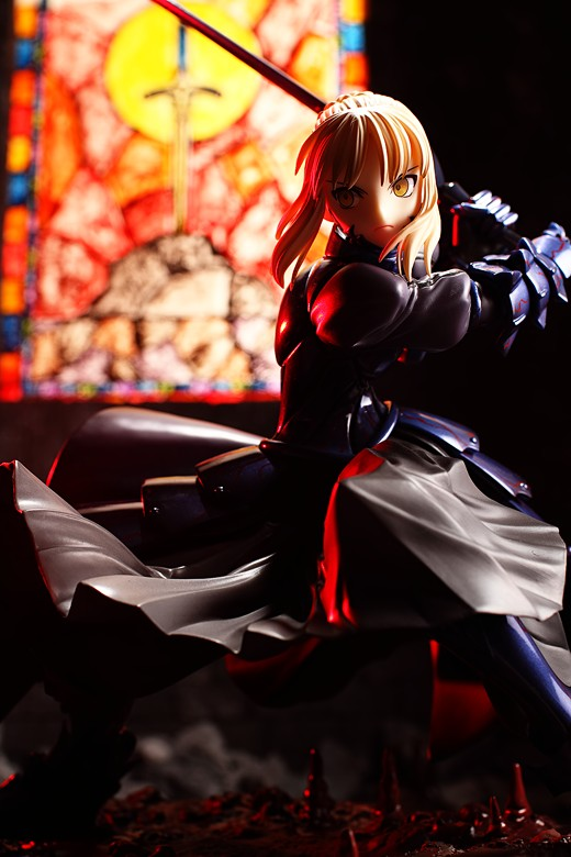 Good Smile Company's Saber Alter