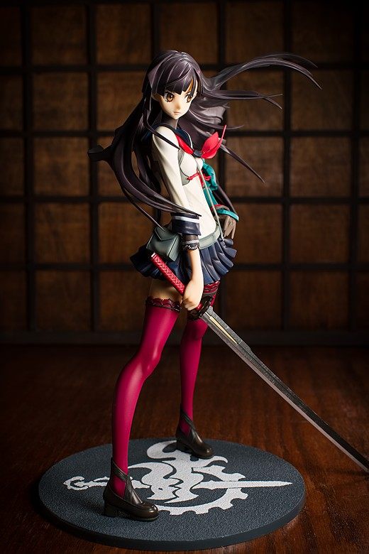 Katanako from 7th Dragon 2020 Figure Review