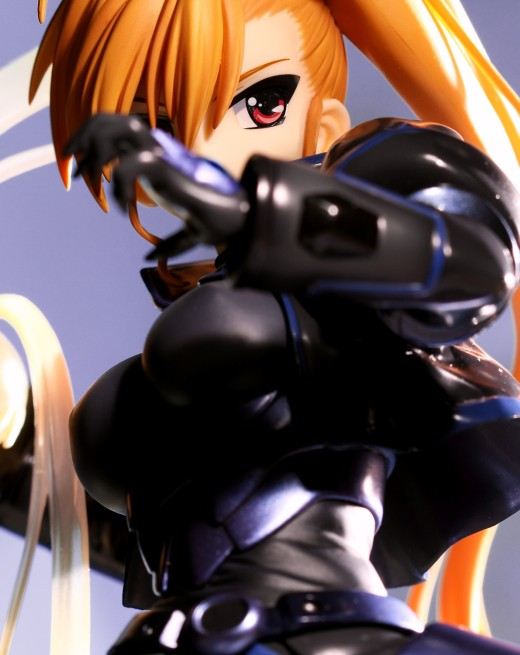 Alter Vivio from Magical Girl Lyrical Nanoha StrikerS Review