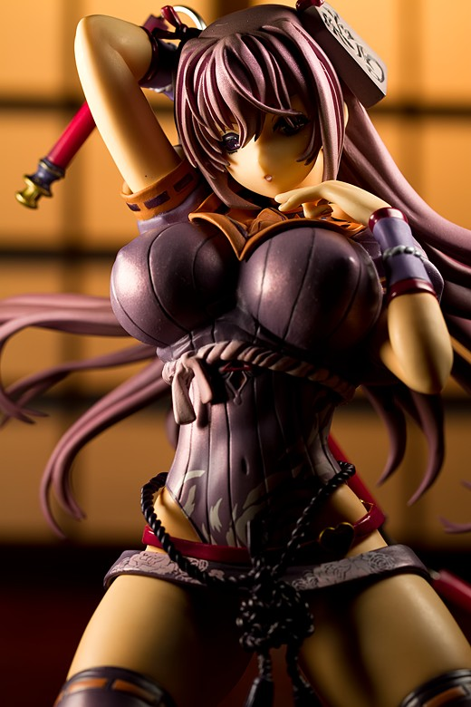 Queen's Gate Senhime Figure Review