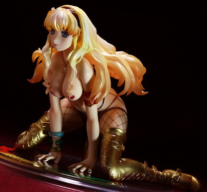 MegaHouse Sheryl Nome from Macross Frontier Review
