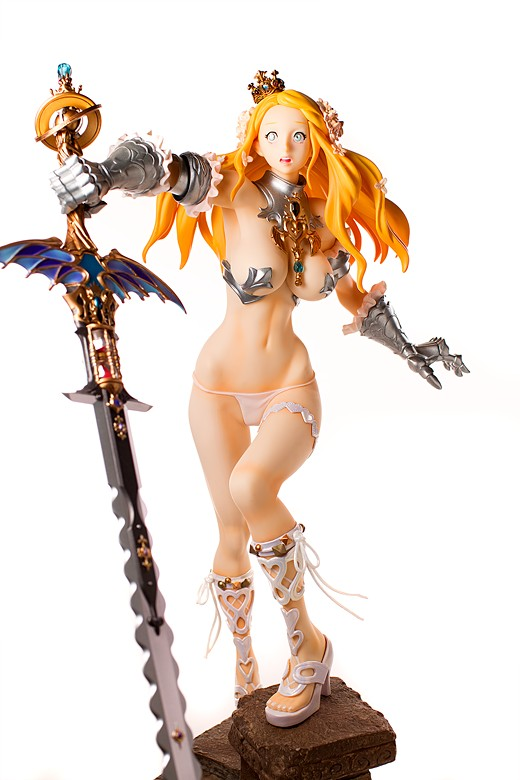 Solange from Code of Princess Figure Review