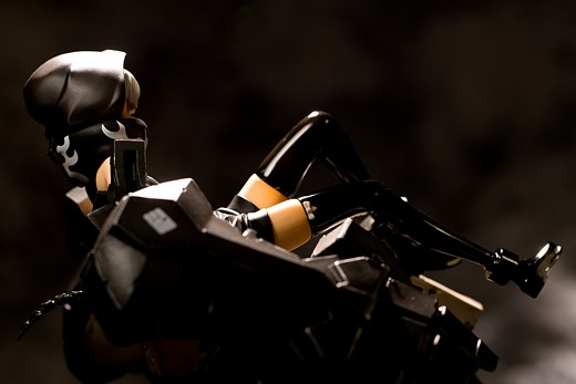 Good Smile Company Strength from Black Rock Shooter Figure Review