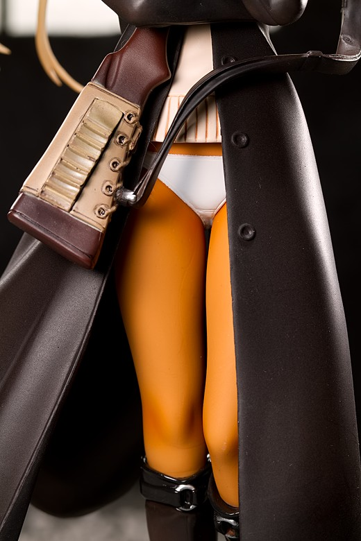 Triela from Gunslinger Girl Figure Review