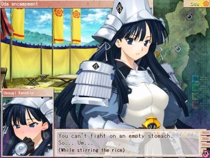 Sengoku Rance Kenshin Screenshot