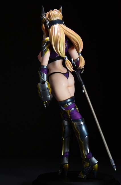 Wind Goddess Rafale from the Amaha Collection Review