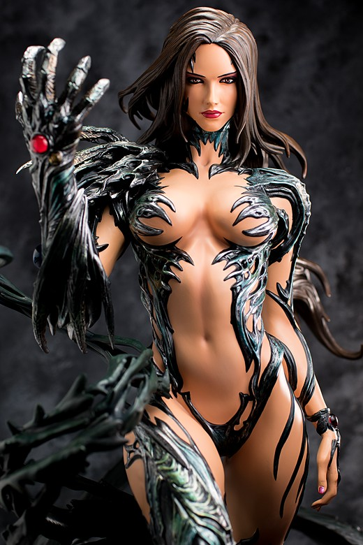 Sara Pezzini from the Witchblade