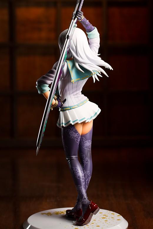 Yagyu Gisen from Hyakka Ryouran Samurai Girls Figure Review