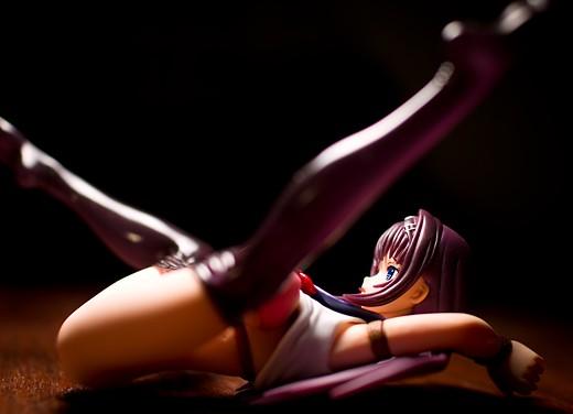 Giga Pulse Yukino Hongou from Kowaku no Toki Figure Review