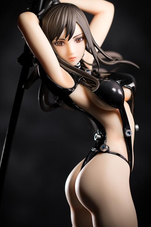 Reika Shimohira from Gantz: O