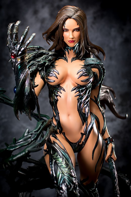 Sara Pezzini from Witchblade