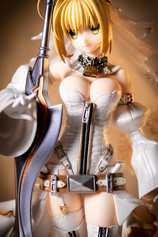 Saber Bride from Fate/Grand Order