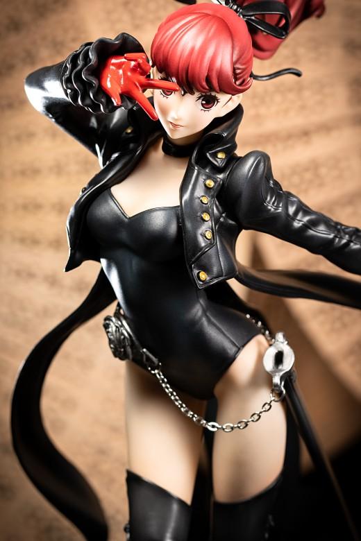 Figure of Kasumi Yoshizawa from Persona 5 Royal